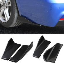 2Pcs Universal Car Auto Body Side Skirt Rocker Splitters Diffuser Winglet Wing