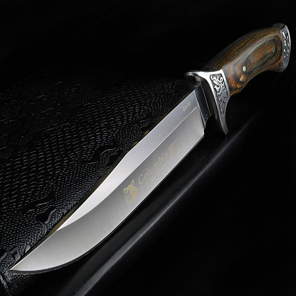 XUAN FENG Открытый нож высокого качества SA48 стальной военный спасательный нож Дикий нож для выживания кемпинг EDC рабочие тактический нож Ножи      АлиЭкспресс