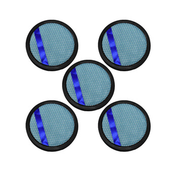 цены Pre Motor Filter Washable dust HEPA Filters for philips FC6409 6408 6170 6401 6402 6404 6405 6408 6409 Vacuum Cleaner Accessory