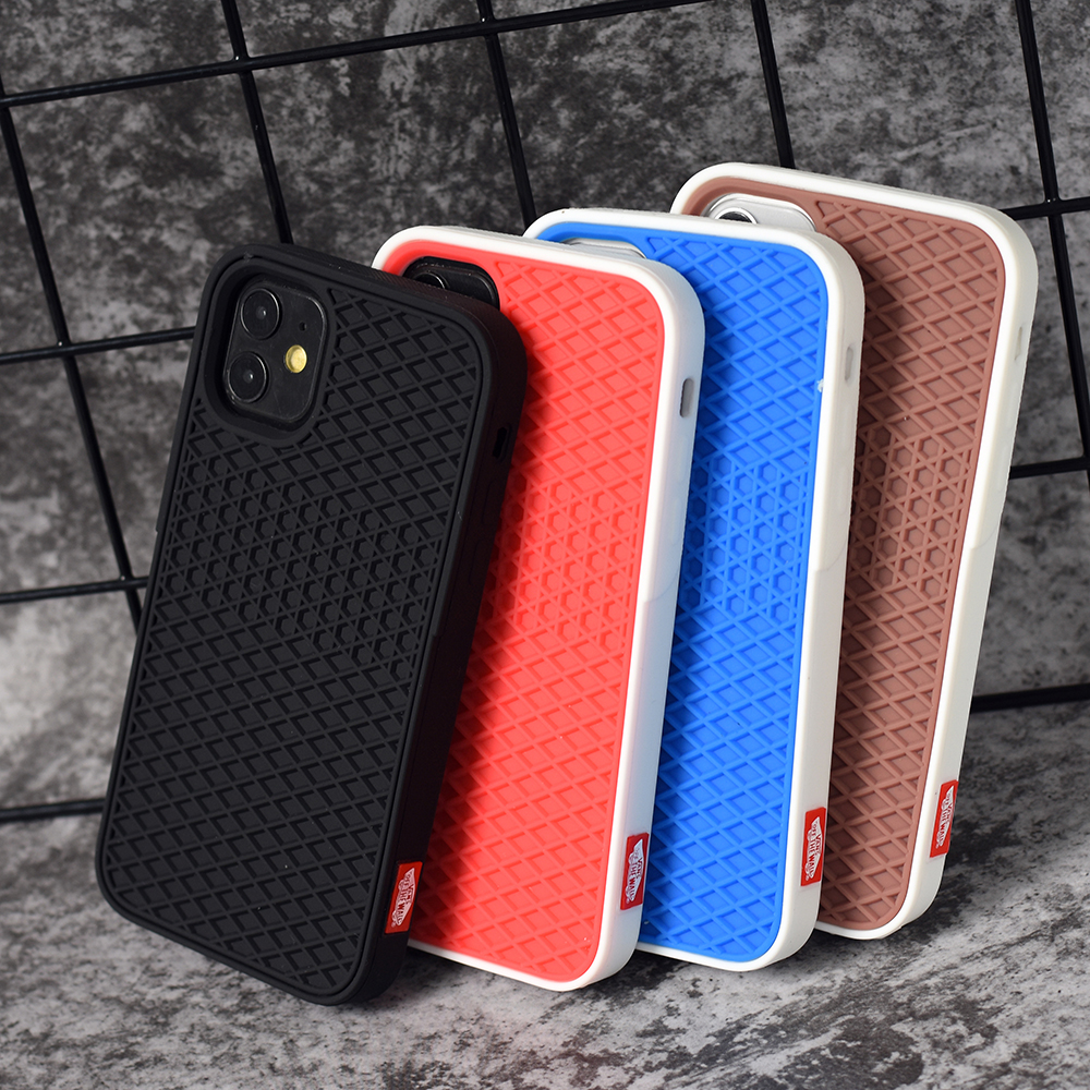 vans iphone sole case