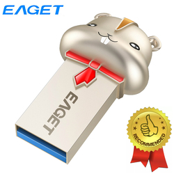 Eaget pamięć USB dyski 128GB znak urodzenia Pendrive 64GB pamięć Pendrive USB 32GB znakomity dysk Flash USB 3.0 do komputera U98