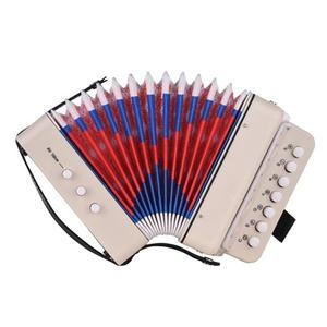 1PC Mini Kids Accordion 7-Key