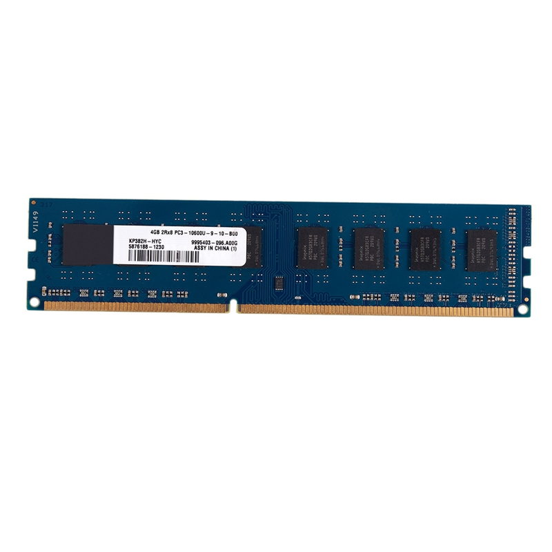 <font><b>DDR3</b></font> 4GB Ram <font><b>PC3</b></font> <font><b>10600</b></font> 1333MHz 1.5V Desktop PC Memory 240Pins System High Compatible for Intel image