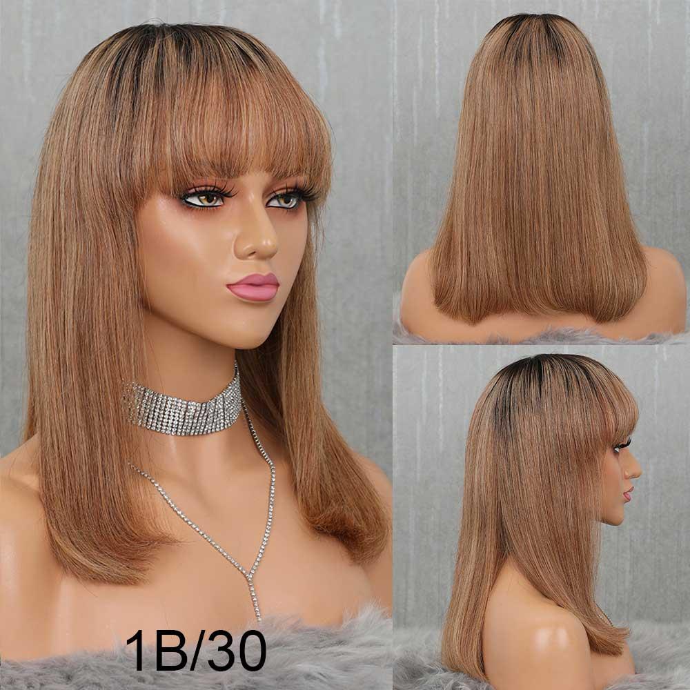 1b 30 bob wigs