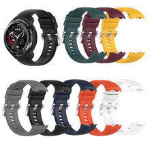 Silicone Band For Huawei Honor Watch GS Pro Replacement Bracelet Strap Wristband Accessories For Honor GS Pro Correa