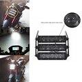 Трехуровневый светодиодный светильник s  1 комплект  для мотоцикла  ретро  обтекатель  налобный фонарь  налобный фонарь  лампа для Honda gom MSX 125SF ...