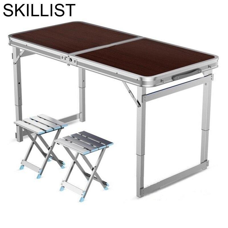 Tavolo Oro Escrivaninha Tafel Set Meja Makan Tisch Eettafel Comedor Desk De Jantar Folding Mesa Plegable Dining Room Table