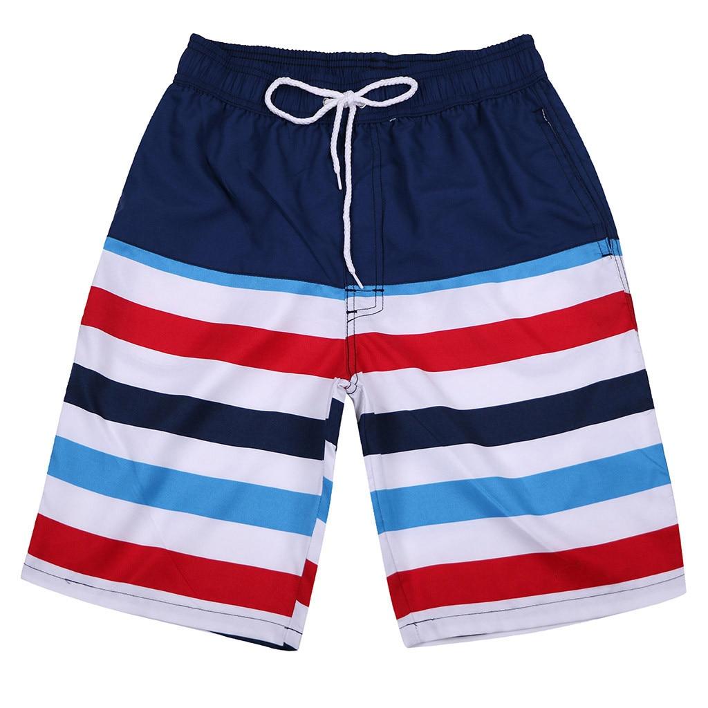Brand Pocket Quick Dry Swimming Shorts For Men Swimwear Man Swimsuit Swim Trunks Summer Bathing Beach Wear Surf Boxer Brie Dec27
