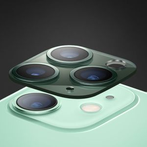 OOTDTY Lens Sticker Camera Lens Cover for iPhone 11 Seconds Change for iPhone 11 Pro