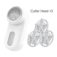 Cutter Head 3pcs-XIAOMI MIJIA Lint Remover Clothes fuzz pellet trimmer machine