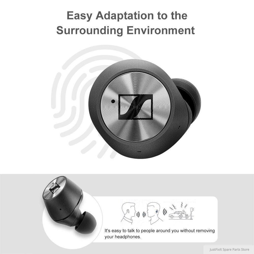Sennheiser MOMENTUM True Wireless Earbuds 8