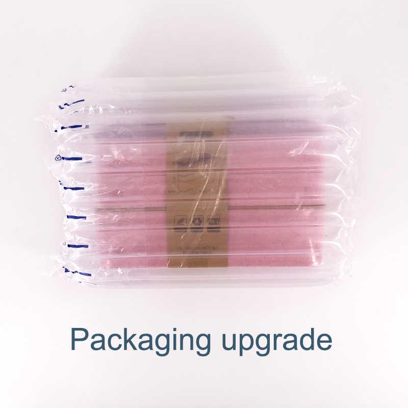 900Mlวัสดุเพื่อสุขภาพกล่องอาหารกลางวัน 3 ชั้นข้าวสาลีBentoกล่องอาหารเย็นไมโครเวฟกล่องเก็บอาหารกล่องอาหารกลางวัน