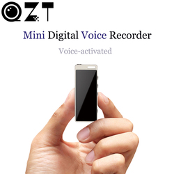 Mini Voice Recorder Key Chain Professional Audio Pen Dictaphone Small Sound Recorder Voice Activated Recording Meeting