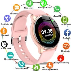 New 1.3 inch Women Smart Watch