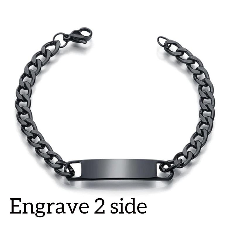 black engrave 2 side