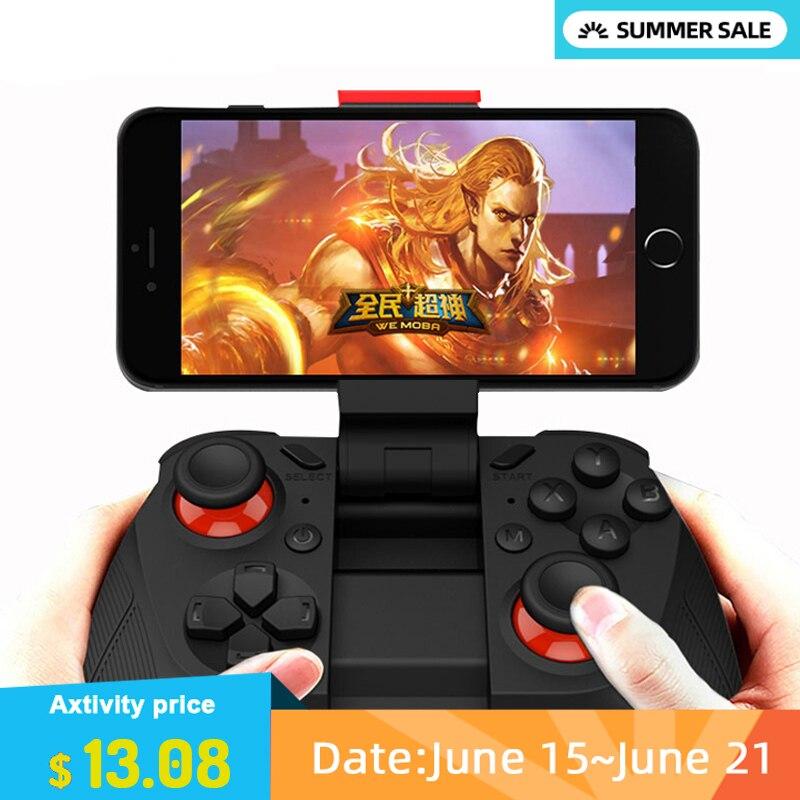 Manette de jeu Android MOCUTE 050 VR pour manette de jeu Android Bluetooth contrôleur Selfie télécommande Joypad pour téléphone intelligent