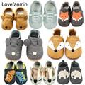 Детские ботинки из мягкой коровьей кожи, Мокасины, тапочки для новорожденных, обувь для начинающих ходить, кроссовки