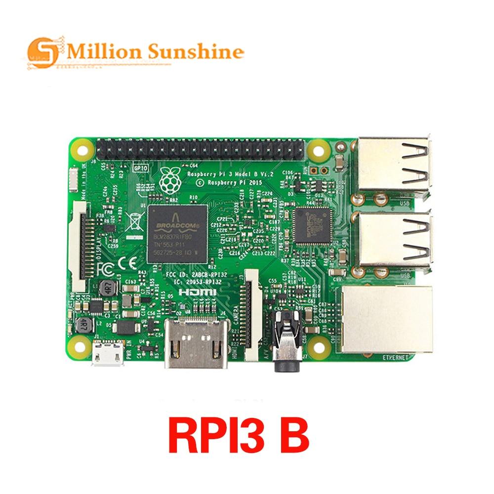 Raspberry Pi 3 Model B / Pi 3b With Wifi & Bluetoothnuevo Original Frambuesa Pi 3 Modelo B