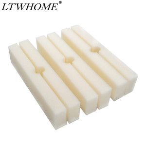 LTWHOME Foam Filter Pads Suitable for Fluval FX4 / FX5 / FX6(China)