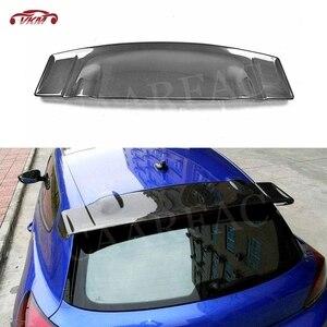 Задний спойлер на крышу из углеродного волокна для Volkswagen VW Scirocco, спойлер 2009 ~ 2014, не для автомобиля
