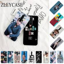 transparent Phone Case For xiaomi Redmi Note8pro note7 7 8 note9s mi8se mi9 mi10 mi9T mi note10 Cover Daniel Seavey Why Dont We(China)