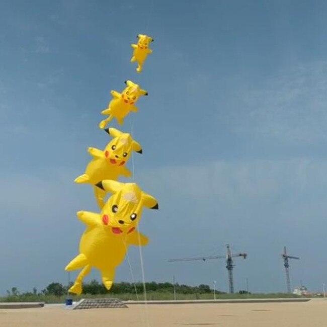 Livraison gratuite de haute qualité grand pendentif doux cerfs-volants volants jouets de plein air méduse albatros cerf-volant usine pieuvre trilobites