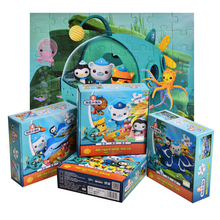 Ben10 Octonauts Puzzle Toy Ben 10 Child Early Education Barnacles Kwazii Vegimals Cartoon Model Kid Birthday Gift