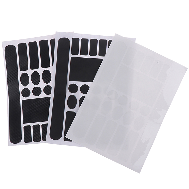 1pcs Bicycle Cycling Bike Stickers Decals MTB Road Bike Frame Sticker Bicycle Rack Stickers Paint Protection Film Protect Kit