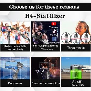 Image 5 - Orsda 3 Axis Gimbal Smartphone Handheld Stabilizer Anti shake Phone Estabilizador Celular GOPRO IPhone11XS XR X 8Plus OR067A