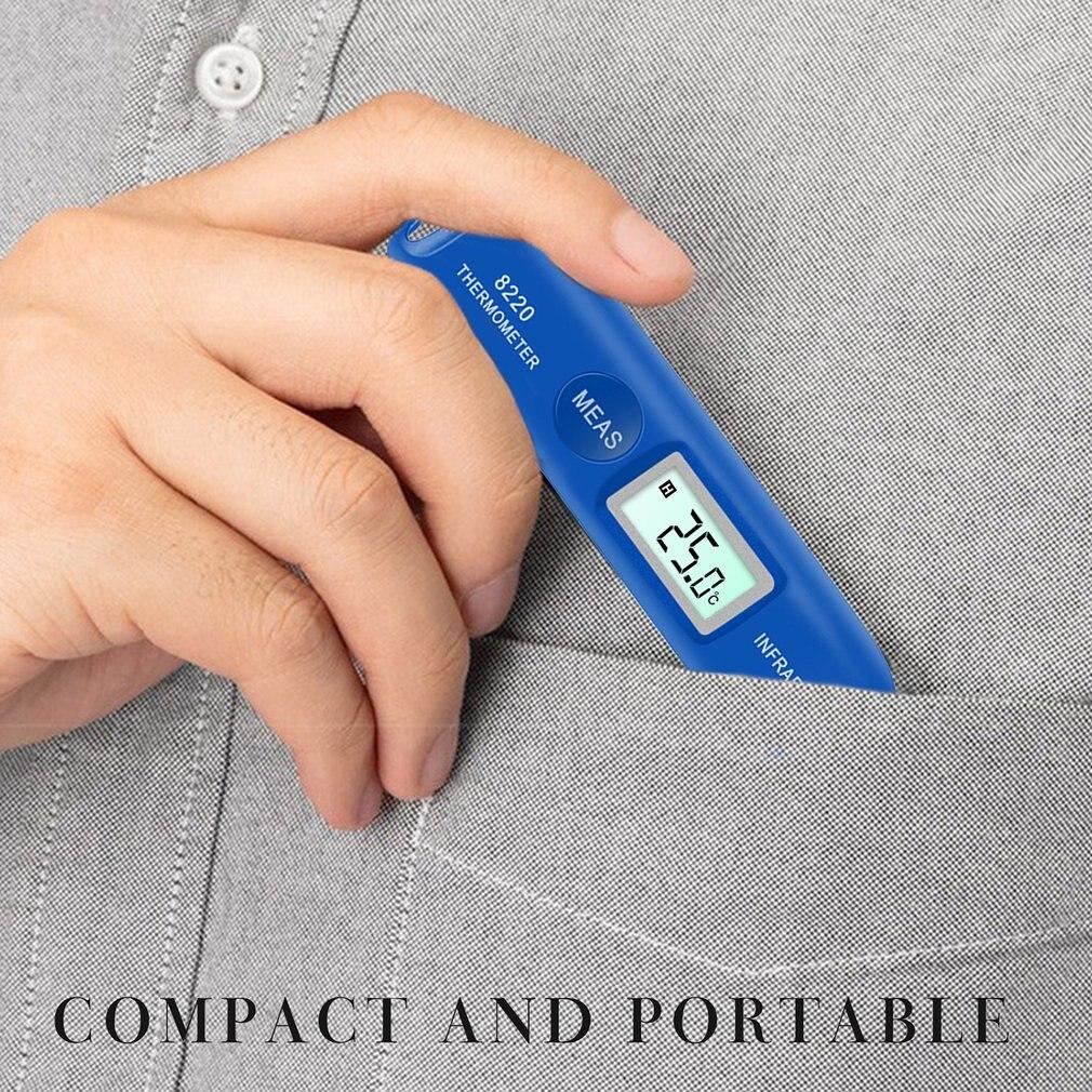 gm320s mini termometro eletronico infravermelho portatil nao contato 04
