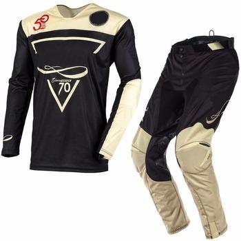 2020 MX wyścigi Mayhem-Lite Hexx Combo Jersey Pant MX MTB ATV Motocross dirt bike Offroad biegów tanie i dobre opinie mx suit Poliester i bawełna Mężczyźni Kombinacje