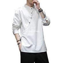 2021 tang terno blusa chinesa camisa roupas tradicionais chinesas fo rmen kung fu roupas estilo chinês gola camisa