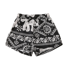 Girls Shorts Summer Shorts For Girls Cotton Bohemia Kids Shorts Toddler Grils Clothing Pants