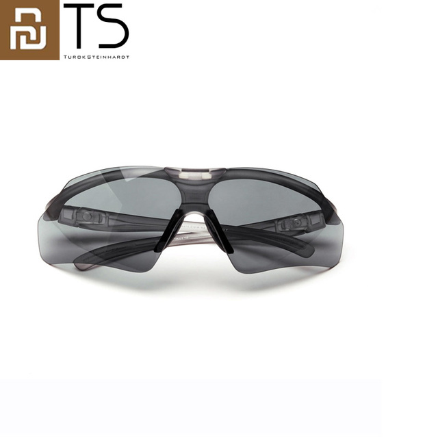 Youpin TS Driving Glasses Eye Protector Anti fog Anti UV Polarized HD Driving Glasses for Special Lens Anti glare
