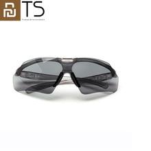 Youpin TS Fahren Gläser Eye Protector Anti fog Anti Uv Polarisierte HD Driving Gläser für Spezielle Objektiv Anti glare