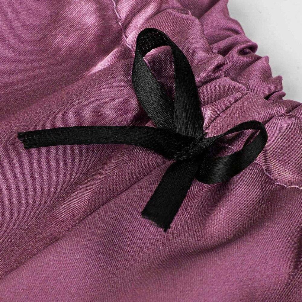 H37141a61a86c4e3aa7d0f34dd40b8f4ct Camisola de encaje de satén con cuello en V para mujer, conjunto de pantalones cortos con lazo, lencería pijama, lencería sexy para tienda erótica #2N13
