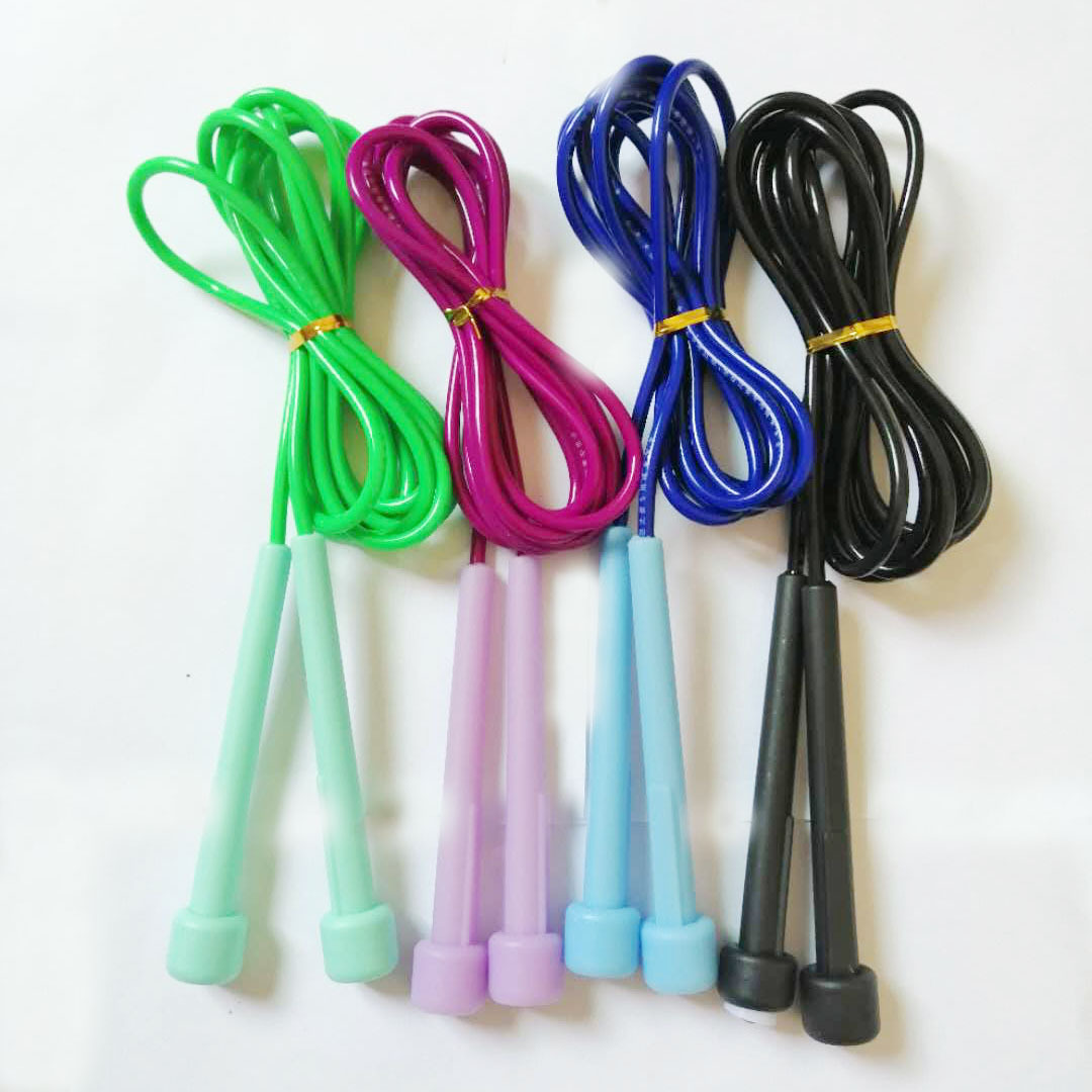 Barrel Small Handle Plastic Skipping Rope Jump Rope Fitness The Academic Test For The Junior High School Students Only Plastic F