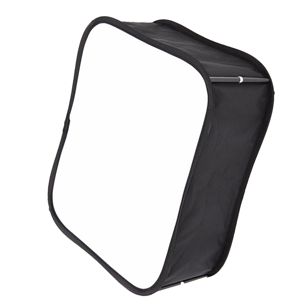 40.5*34cm Rectangle Softbox Diffuser Reflector for <font><b>YONGNUO</b></font> <font><b>YN600</b></font> YN900 Studio Photo Flash Speedlight (SB600) image