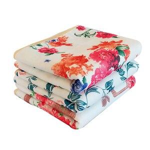 Электрическое одеяло, ковры, теплые одеяла 220 В, зимнее теплое Манта, электрическое одеяло, электрическое одеяло