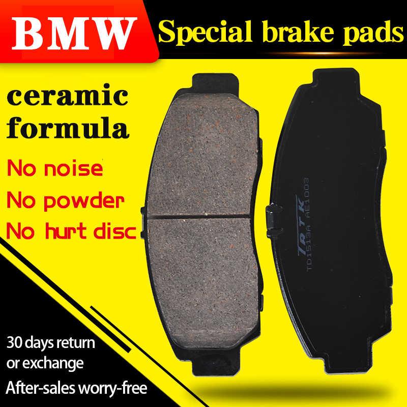4 stück set/Geeignet für BMW 1 Serie 2 Serie 3 Serie 4 Serie 5 Serie Vorne und hinten bremsbeläge