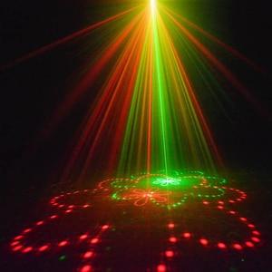 Image 3 - RGB Laser Projector 24 Big Patterns Outdoor Laser Light Garden Waterproof Christmas Landscape Xmas Tree Show Lazer Lighting