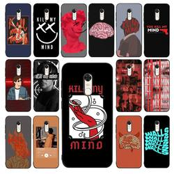 Yinuoda Louis Tomlinson One Direction Phone Case for RedMi 4X 5 plus 5 6 7 8 9 A 6pro Go K20 cover