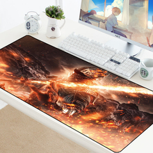 Mouse Pad to Mouse Computer Gaming Mousepad PC Gamer to Keyb