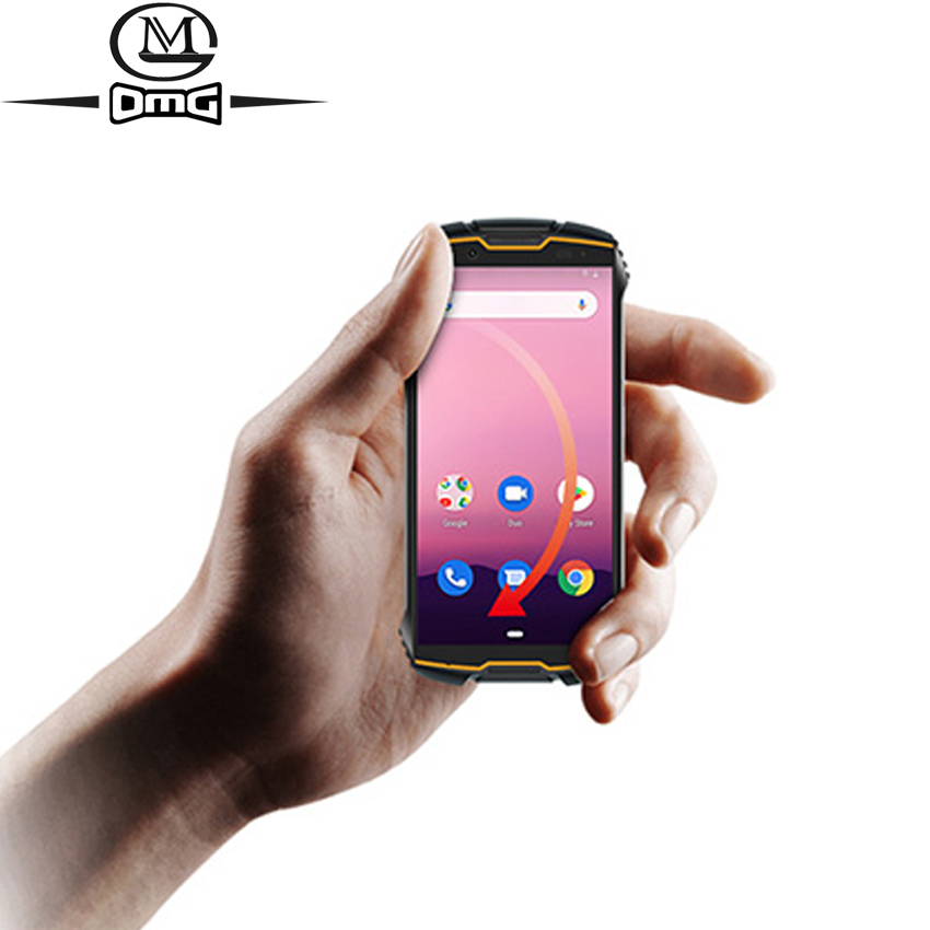 Cubot KingKong 4 inch small mini Android 9.0 Smartphones 4G Quad core Rugged Smartphone 3GB 32GB 13MP Camera mobile phones 1