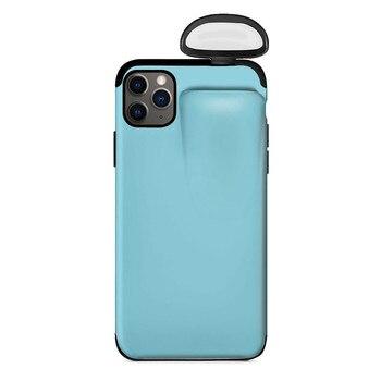 2in1 Phone AirPod Case iPhone 7 8 Plus XR XS Max 11 Pro Max