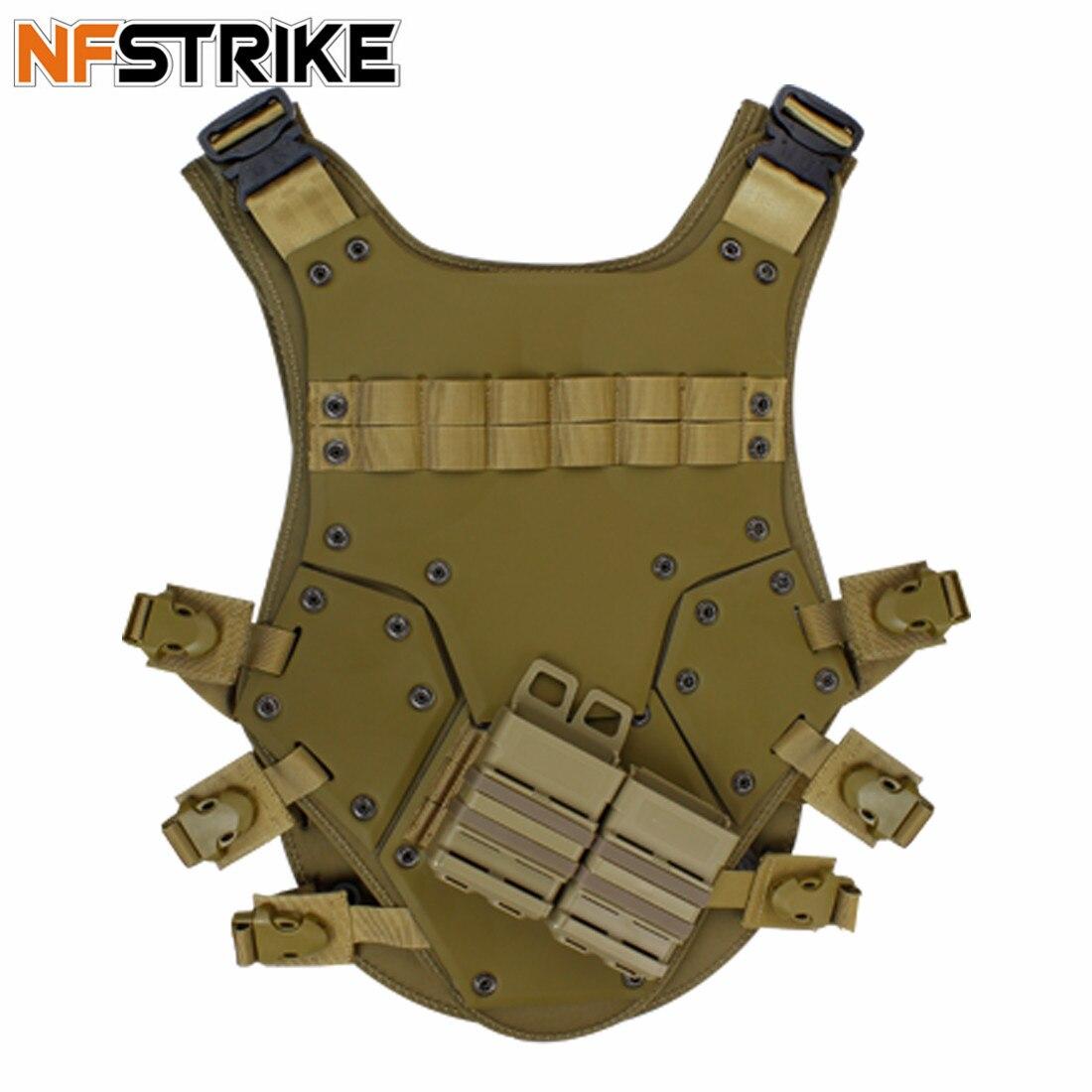 NFSTRIKE Nieuwe Nest Kracht TF3 Kong Kim Tactica onderdelen voor Airsoft voor Nerf Spel Cosplay Outdoor Jacht Activiteiten Drop Shipping-in Speelgoedpistolen van Speelgoed & Hobbies op  Groep 1