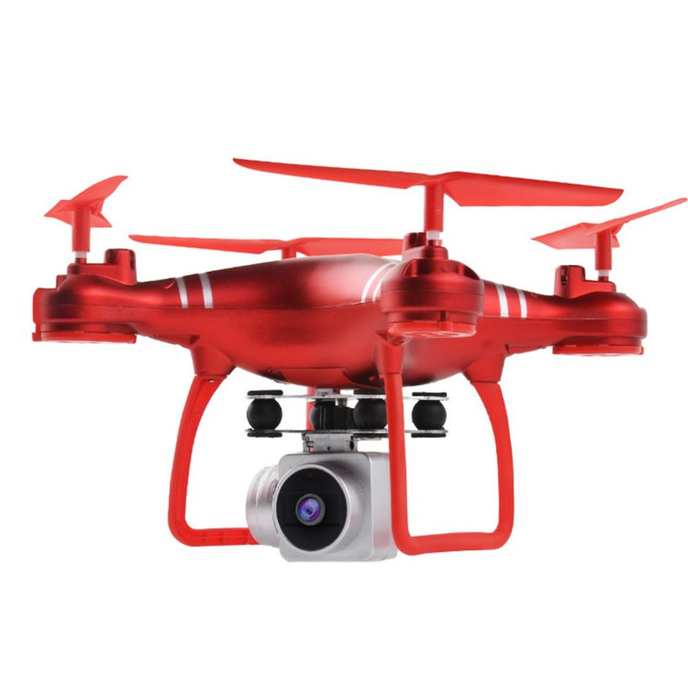 <font><b>Hj14W</b></font> 2.4Ghz Fpv 1080P Hd Camera Remote Control Rc Quadcopte Selfie Drone Wifi Real-Time Transmission image