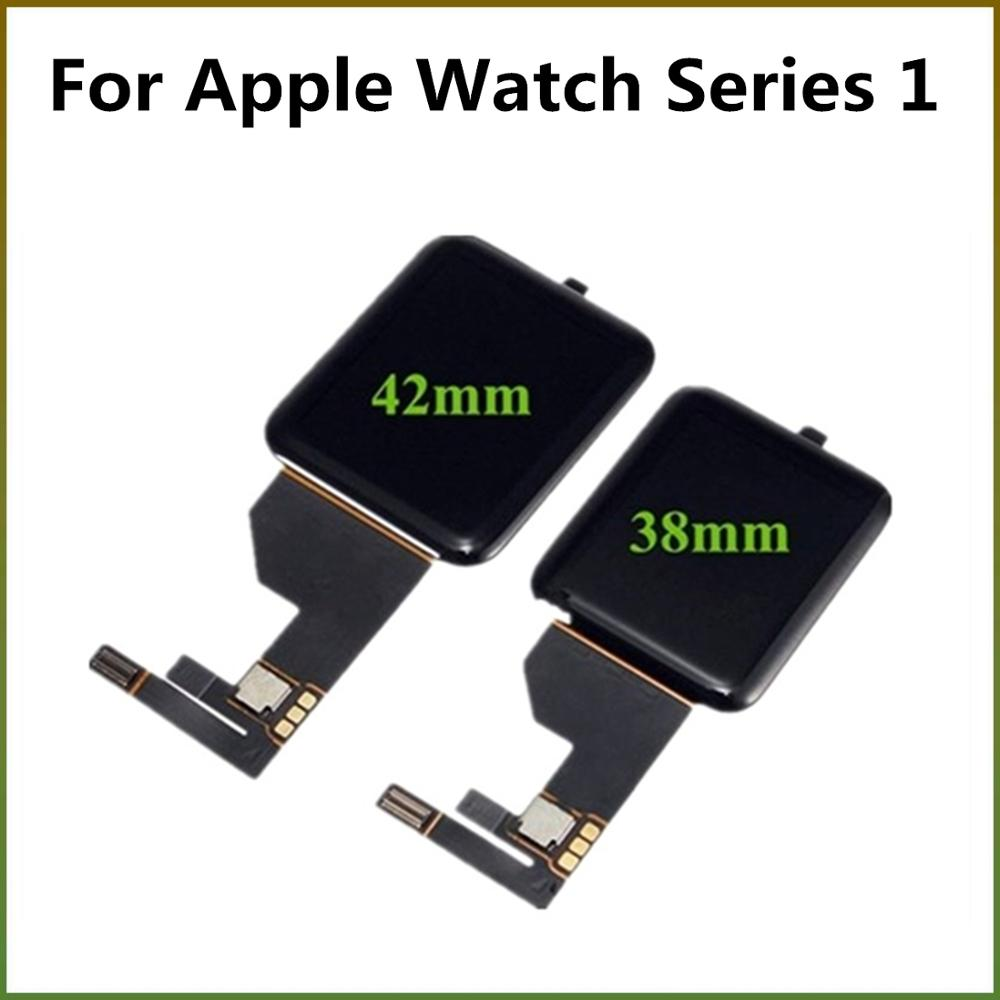 For Apple Watch Series 1 LCD Display 38mm 42mm A1802 A1803 A1553 A1554 LCD Touch Screen Digitizer Assembly Replacement Parts image