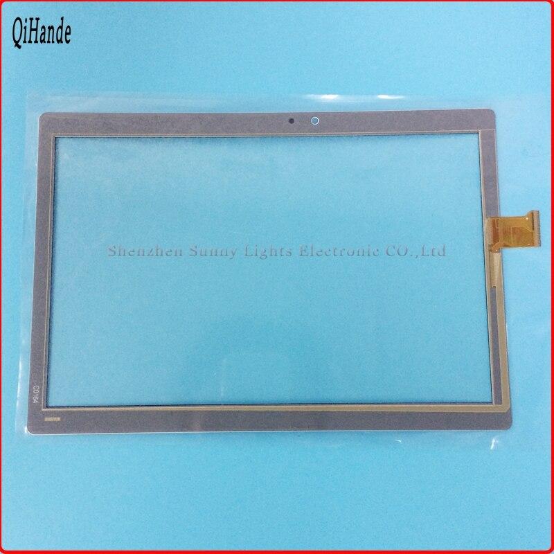 Nowy pojemnościowy ekran dotykowy 10.1 cal F0132 nadaje się do Teclast panel dotykowy ekran do pisania ręcznego komputera panel digitizera FO132