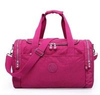 2019 TEGAOTE Large Capacity Travel Bags Women Duffle Luggage Bag Nylon Portable Folded Handbag Tote Female Weekend Big Bags
